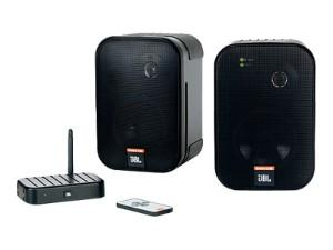 JBL control 2.4 G wireless speakers